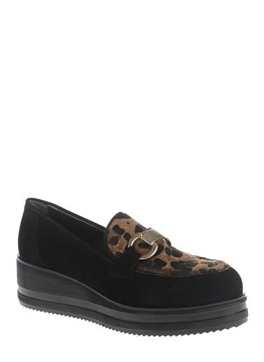 Bambi Loafer Ayakkabı Siyah